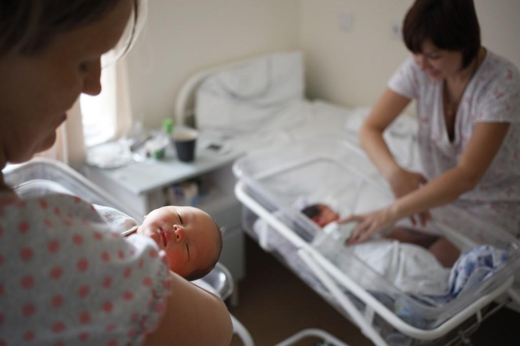 Москвички стали чаще рожать после 35 лет