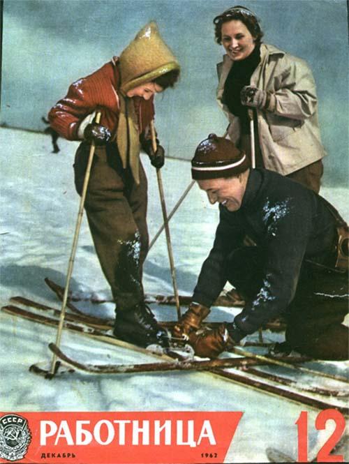 А вы знаете, что 8 марта 1914 года вышел в свет первый номер журнала «Работница»?