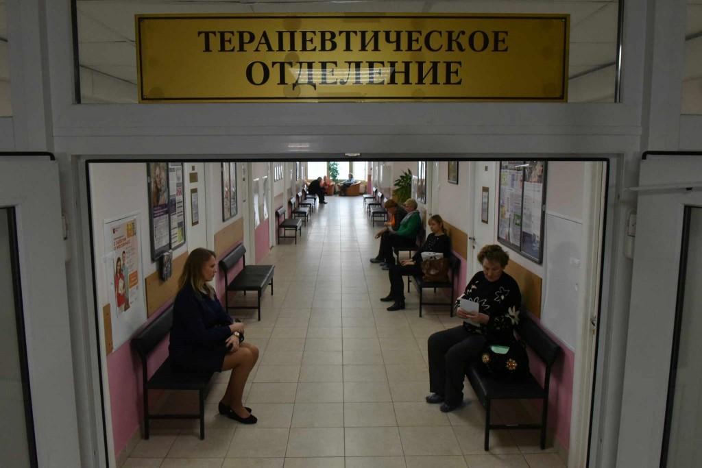 «Вежливые люди» в московских поликлиниках