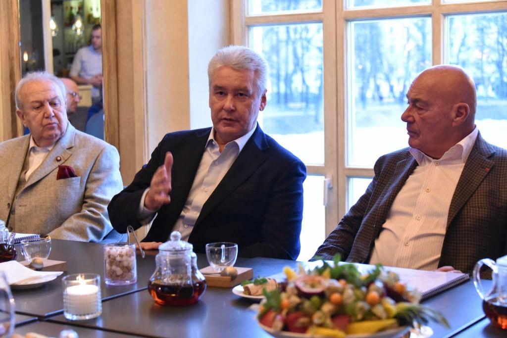 Собянин обсудил планы развития программы