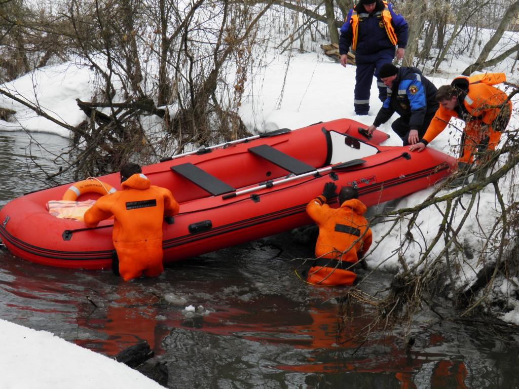 Спасатели Новой Москвы подготовились к весенним паводкам