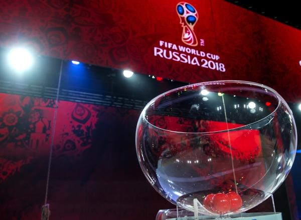 ФИФА изъяла из продажи футболки с картой России без Крыма