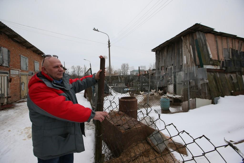 Роговские курятники снесут, чтобы устроить зону отдыха