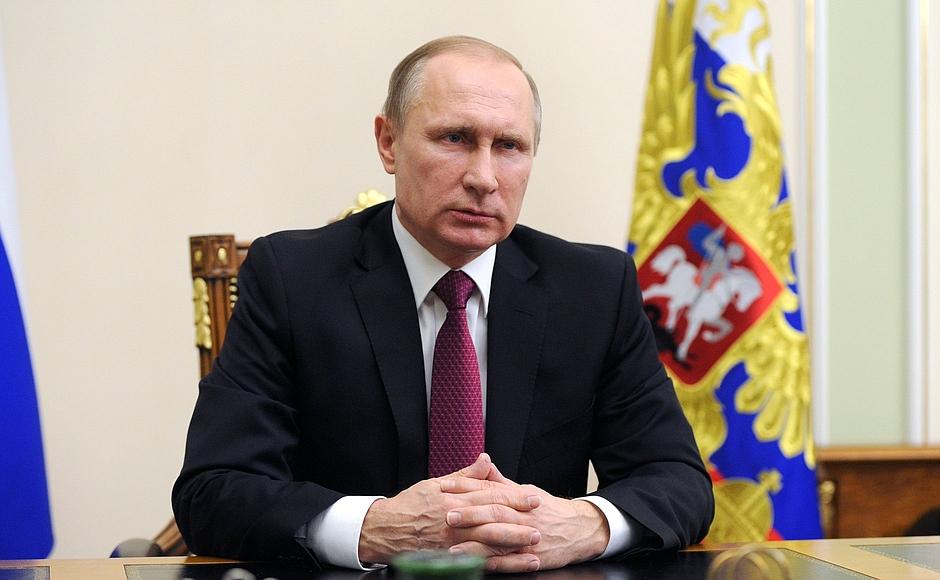 Владимир Путин призвал ужесточить наказание за нарушения правил дорожного движения