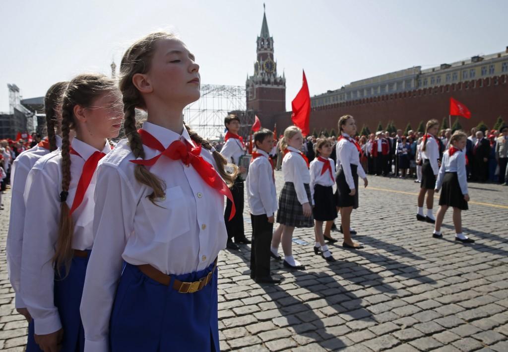 Российское движение школьников идет в ногу со временем