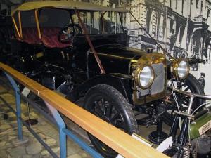 Автомобиль Руссо-Балт. Фотоархив Wikipedia