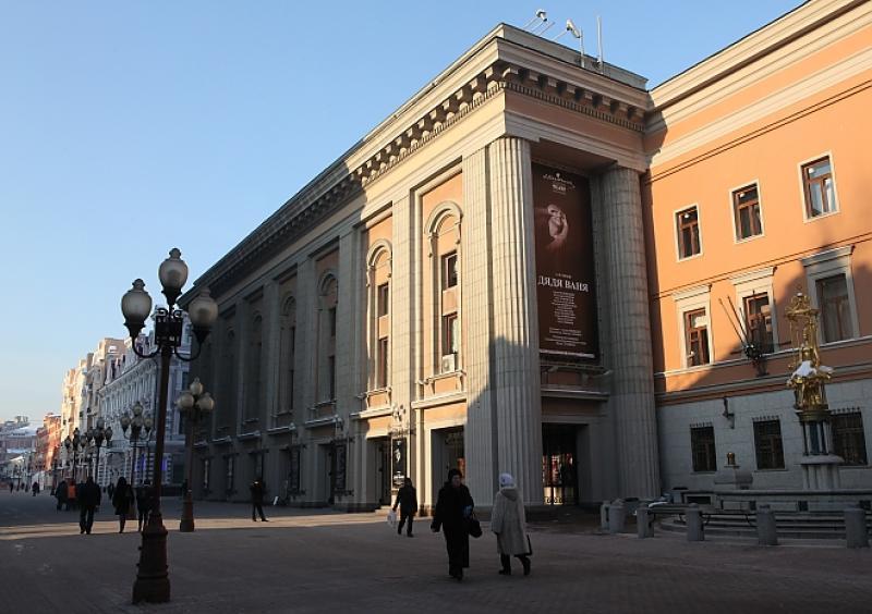 Москвичи смогут посетить мемориальную квартиру Вахтангова с 31 марта
