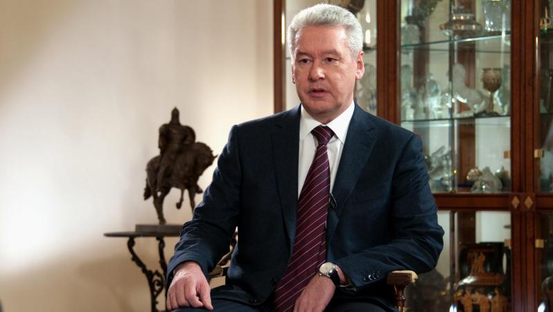 Сергей Собянин выразил соболезнования гражданам Бельгии