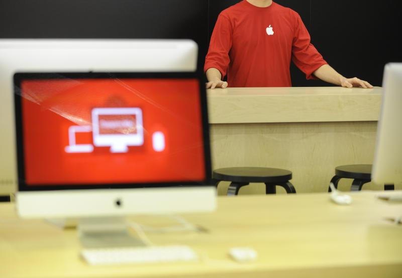 Компьютеры Apple впервые подверглись нападкам вируса