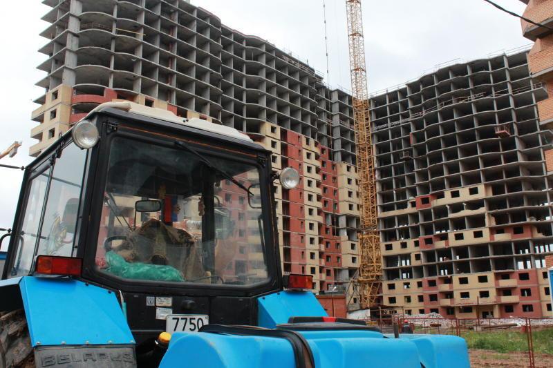 Темпы строительства жилья в Новой Москве остаются высокими