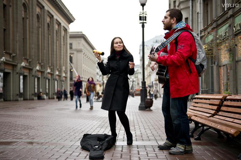 Уличные музыканты получили разрешение выступать в городских парках