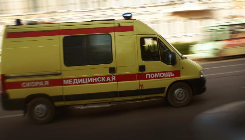 Девушка получила удар током в троллейбусе