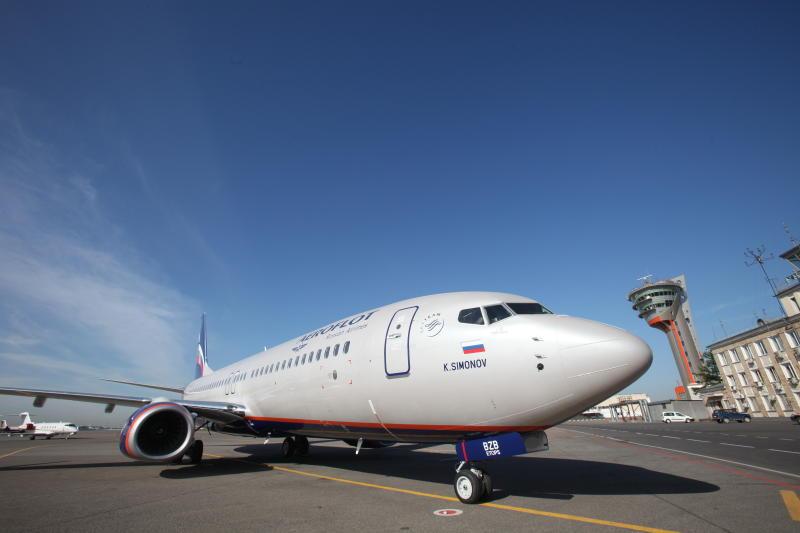 Четыре рейса между Москвой и Брюсселем отменены компаний «Аэрофлот»