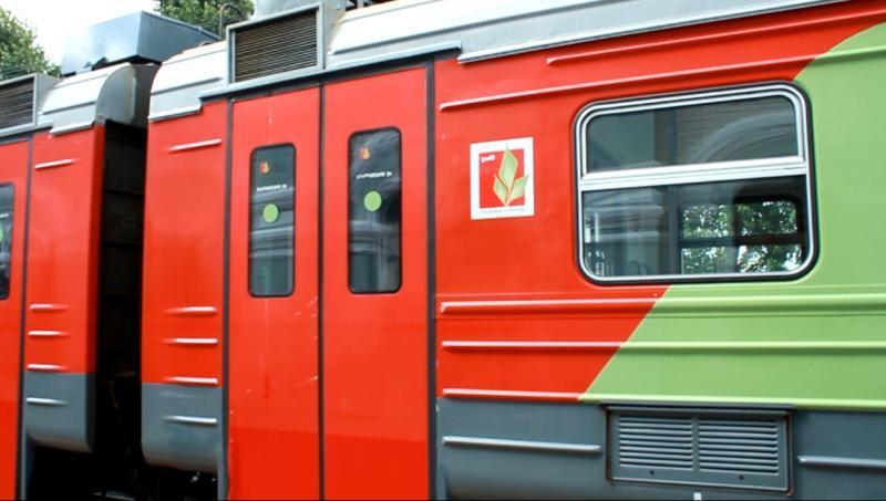 Электрички Московской железной дороги начали курсировать по летнему графику