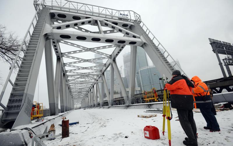 Андрей Бочкарев: К 2018 году в Москве появится еще 300 километров дорог