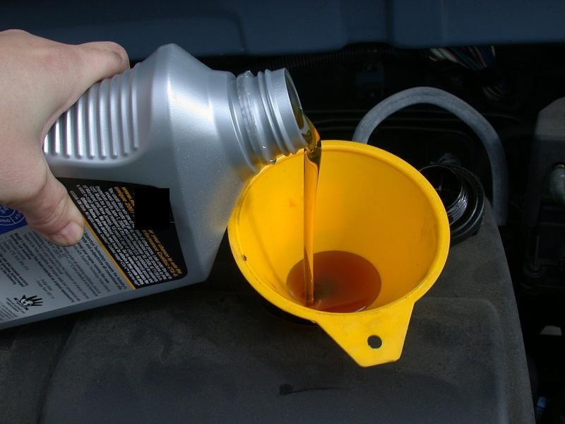 Ликвидирован подпольный цех по выпуску поддельного моторного масла