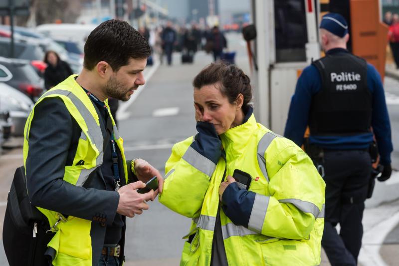 В Бельгии объявили трехдневный траур по погибшим в результате терактов