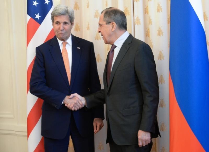 Лавров и Керри обсудили «сирийский» и «украинский» вопросы
