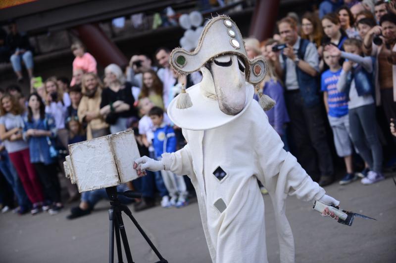 В Новой Москве пройдет фестиваль любительских театров