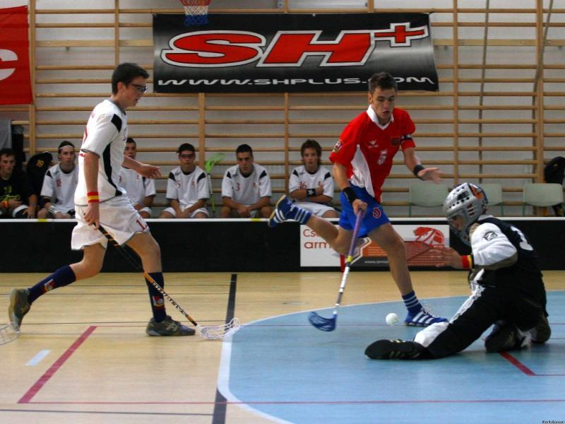 Во флорбол сыграют спортсмены из Кленовского