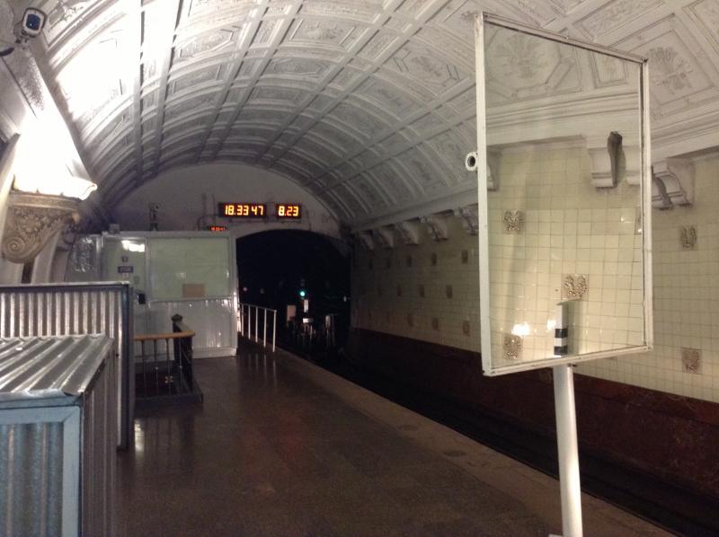 Движение на участке Арбатско-Покровской линии метро 2 апреля будет ограничено
