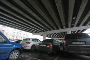 В Щербинке построили новый гараж на 120 машин (фото архивное). Фото: «Вечерняя Москва»