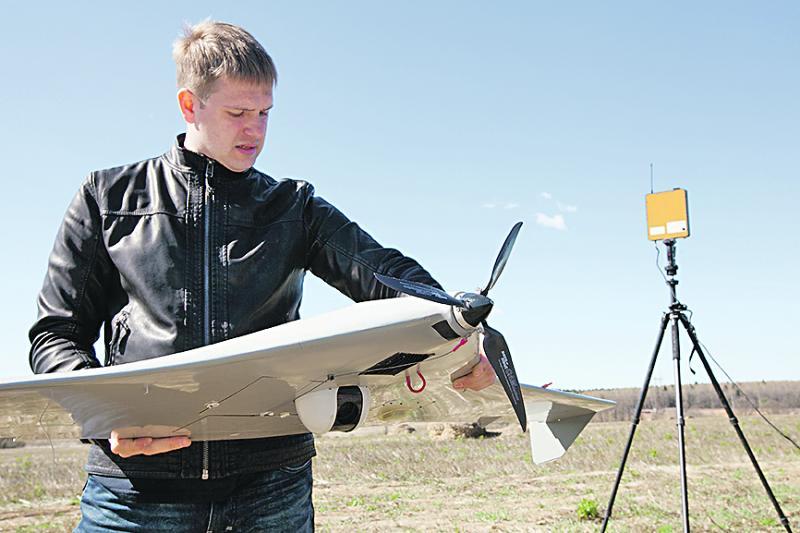 Закон об использовании дронов вступил в силу в России