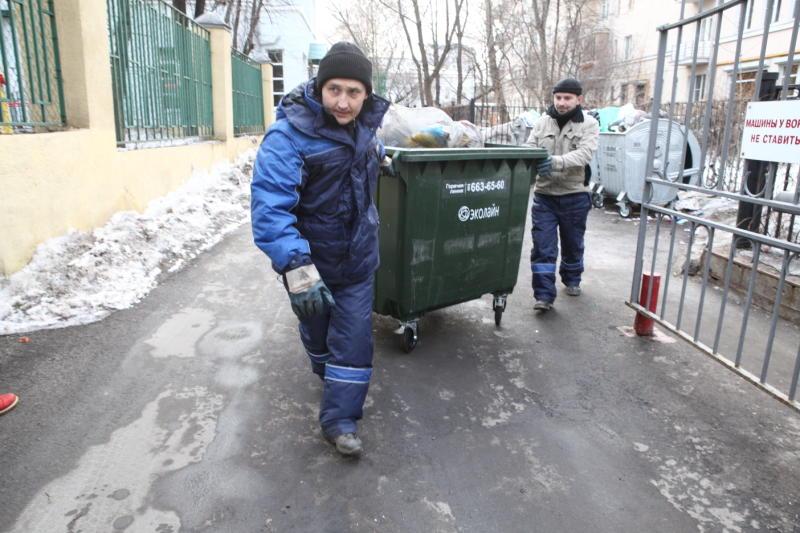 В Михайлово-Ярцевском наведут чистоту
