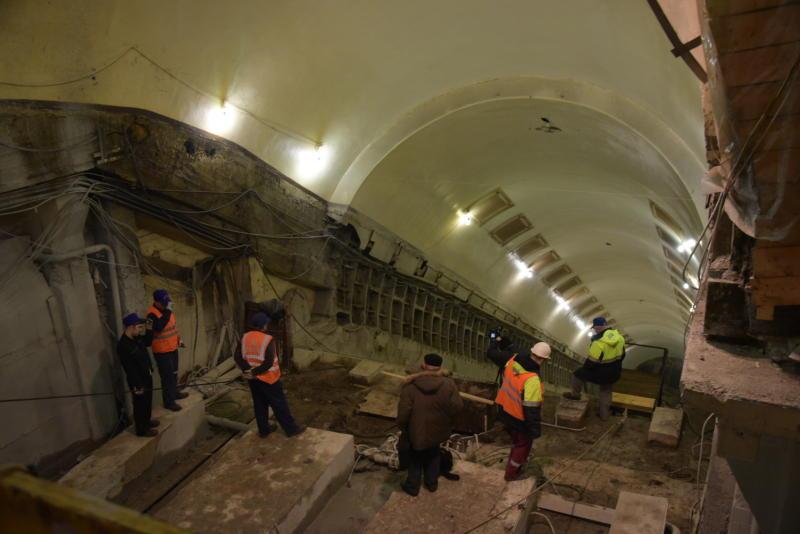 В конце осени на ремонт закроют две станции метро