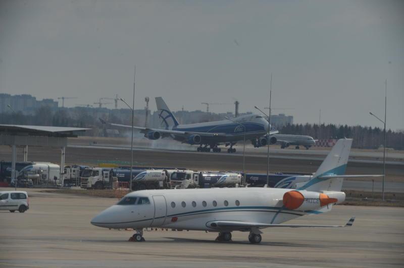 Поиск погибших на месте катастрофы самолета в Ростове-на-Дону завершен