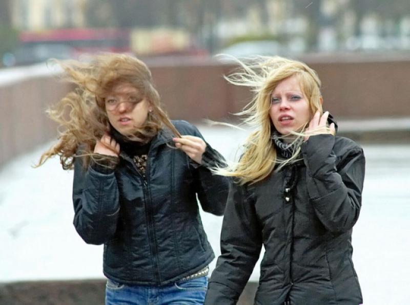Министерство по чрезвычайным ситуациям предупреждает о порывистом ветре