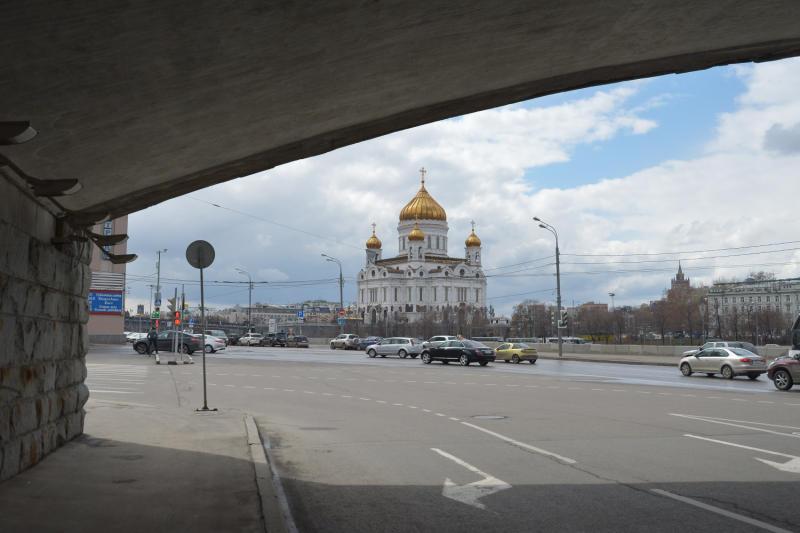 Сухая погода установится 23 марта в Москве