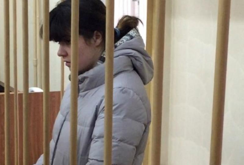 Учащейся Московского университета Варваре Карауловой продлили арест на два месяца