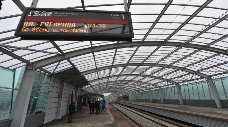 По Малому железнодорожному кольцу пустят тестовые поезда уже в апреле