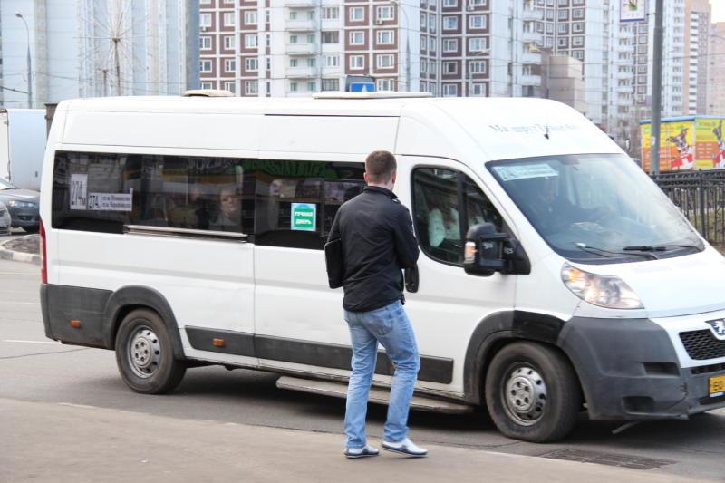 Водители маршруток больше не будут принимать оплату во время движения