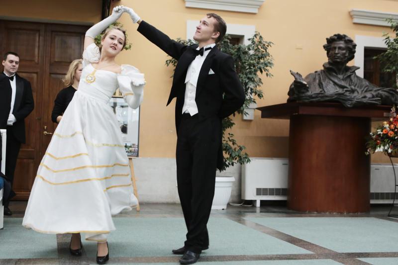 В школе поселения Московский прошел праздник в честь Александра Пушкина