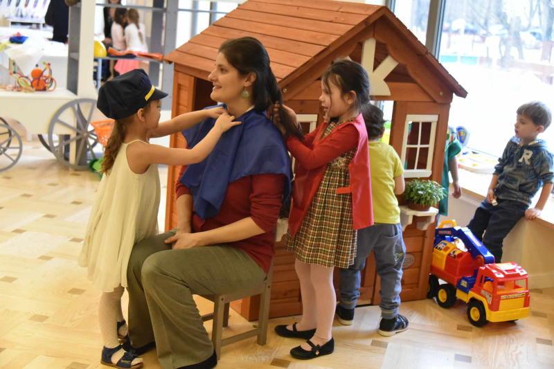 На средства бюджета в Москве планируют ввести в строй 14 детских садов в 2016 году