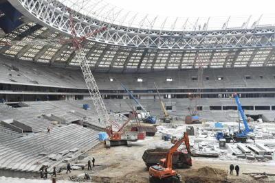ЕР поручила фракции в Мосгордуме ускорить процедуру принятия льготного налогообложения спортобъектов