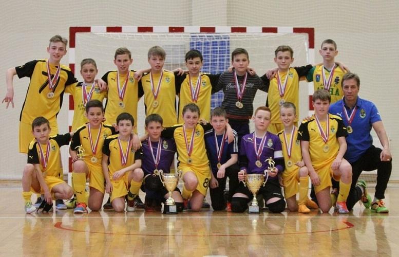 Троицкая команда стала чемпионом Москвы по мини-футболу