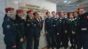 кадеты московский