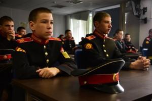 кадеты суворовское