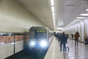 На Таганско-Краснопресненской линии метро произошел сбой