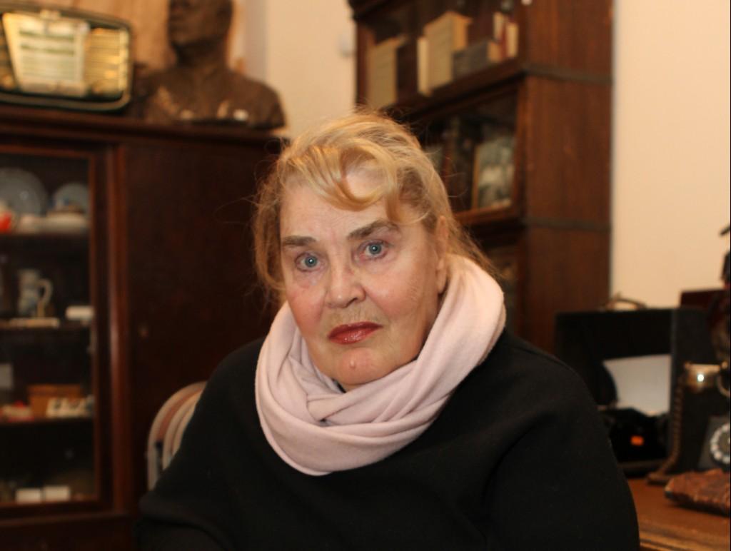 Ольга Трифонова: когда снег таял, наступал праздник
