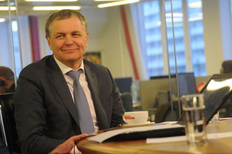 Глава Департамента развития новых территорий Москвы Владимир Жидкин рассказал о генеральном плане Новой Москвы