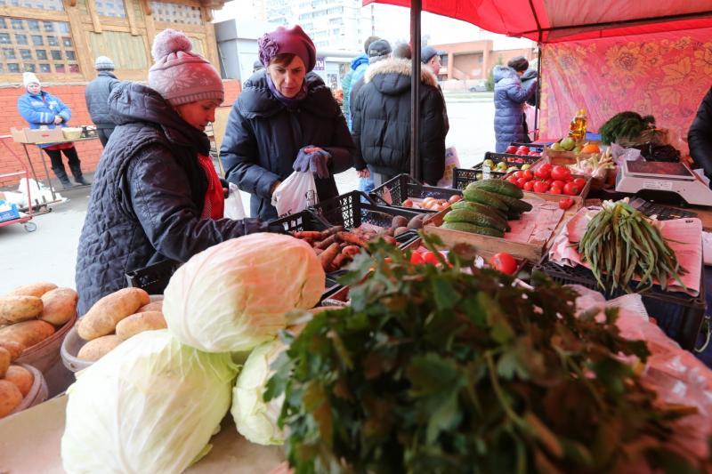 В Новой Москве 1 апреля заработают ярмарки выходного дня