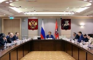 24 марта 2016 года. Заседание комиссии по науке и промышленности в Мосгордуме. Фото: Наталья Палюхевич