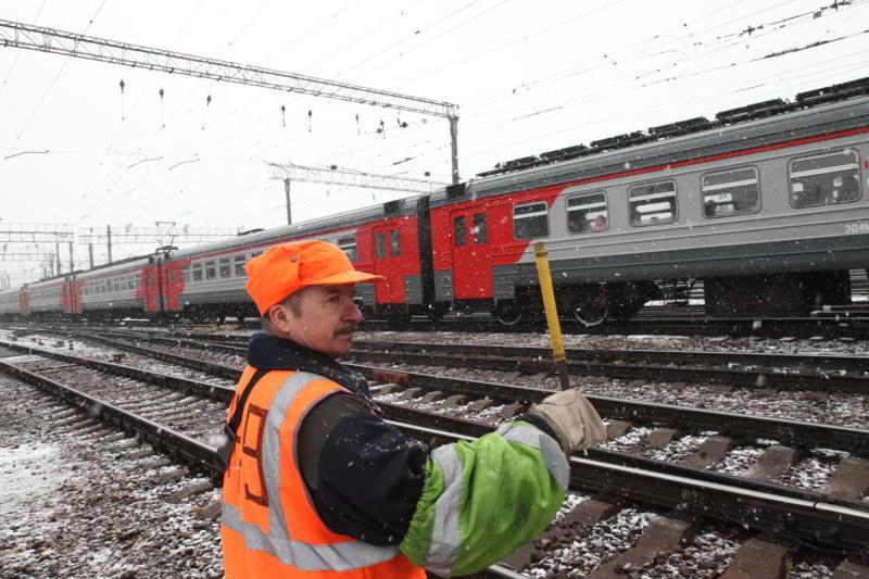 Школьникам рассказали о правилах поведения на железной дороге