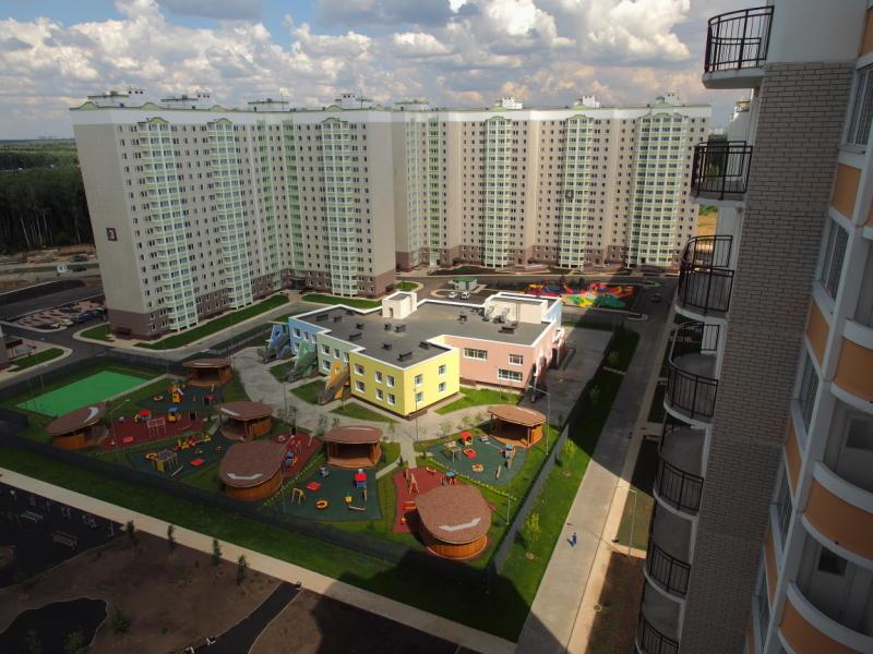 Крупнейшим введенным объектом жилья в первом квартале станет