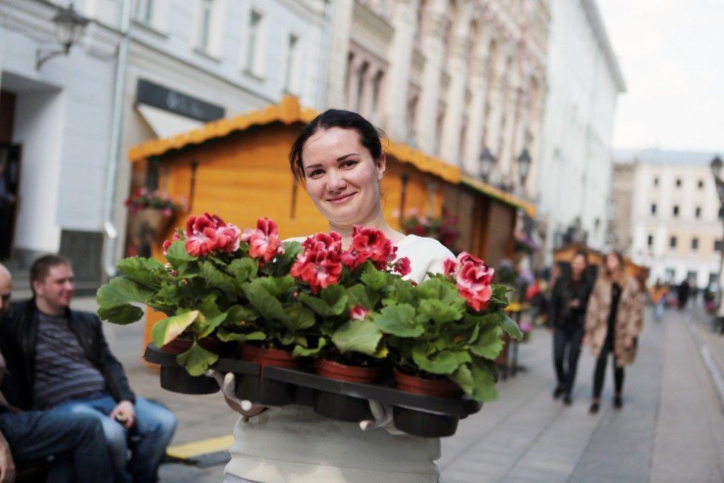 26 ярмарок будут работать на фестивале «Московская весна»