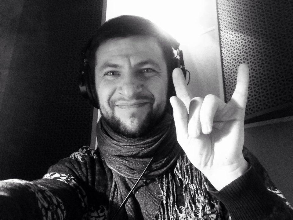 Актер дубляжа Дмитрий Поляновский: С моей работой нужно жить в центре. У Кремля.